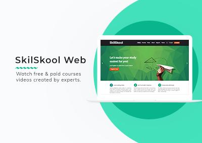 SkilSkool Web