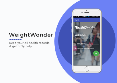 WeightWonder App